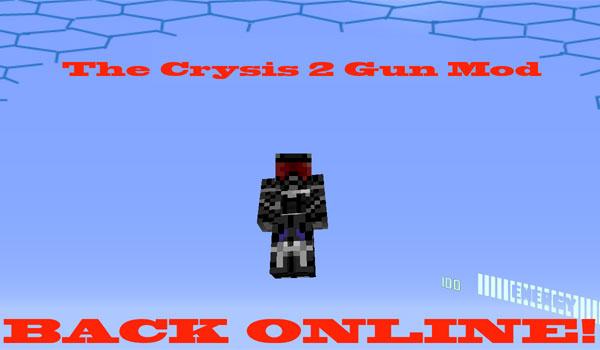 Crysis Gun Mod para Minecraft 1.5.2