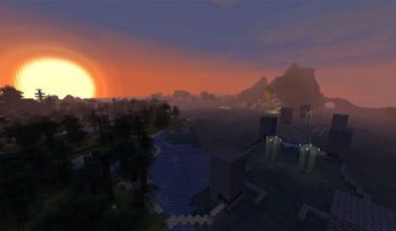 Curse of the Pumpkin Prince Map para Minecraft 1.6.2
