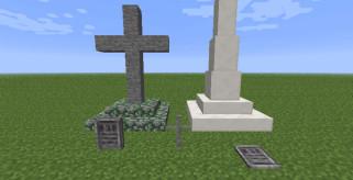 Gravestone Mod para Minecraft 1.5.1 y 1.5.2