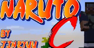 Naruto C Mod para Minecraft 1.5.2