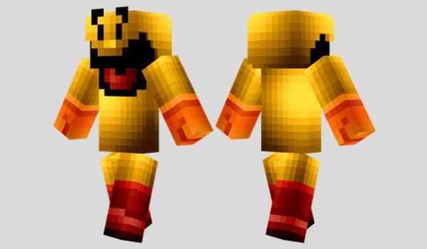 Pacman Skin