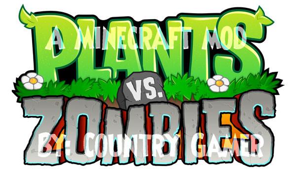 Plants vs Zombies Mod para Minecraft 1.5.2