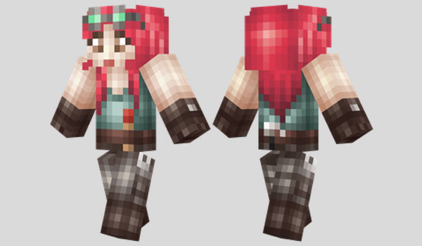 Redstone Engineer Skin