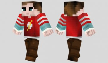 Sheldon Cooper Skin para Minecraft