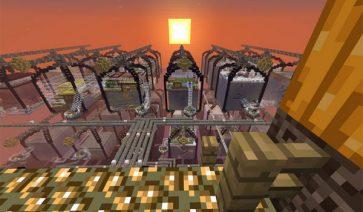The Adventure Multiplex Map para Minecraft 1.6.2