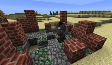 The ZombieLand Mod para Minecraft 1.5.2