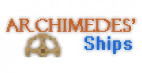 Archimedes Ships Mod para Minecraft 1.6.2