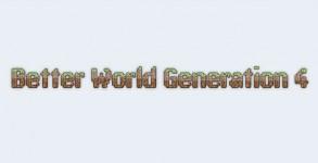 Better World Generation 4 Mod para Minecraft 1.6.1