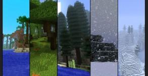 Biomes O' Plenty Mod para Minecraft 1.6.1