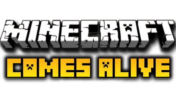 Minecraft Comes Alive Mod para Minecraft 1.6.2 y 1.6.4