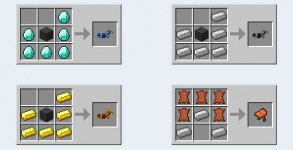 Craftable Horse Armor Mod para Minecraft 1.6.1