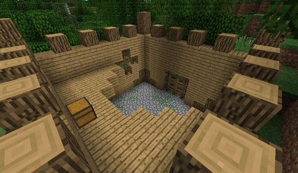 Dungeon Pack Mod para Minecraft 1.6.2 y 1.6.4