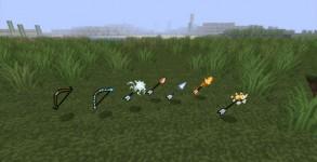 Elemental Arrows Mod para Minecraft 1.6.1