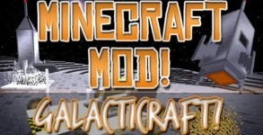 GalactiCraft Mod para Minecraft 1.6.2