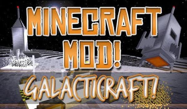 GalactiCraft Mod para Minecraft 1.6.2 y 1.6.4
