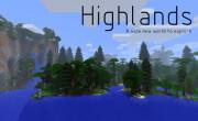 Highlands Mod para Minecraft 1.6.2 y 1.6.4