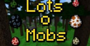 LotsOMobs Mod para Minecraft 1.6.2