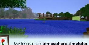 MAtmos Mod para Minecraft 1.6.2