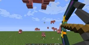 More Bows Mod para Minecraft 1.6.1