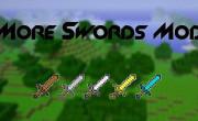 More Swords Mod para Minecraft 1.6.2 y 1.6.4