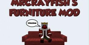 MrCrayfish's Furniture Mod para Minecraft 1.6.2