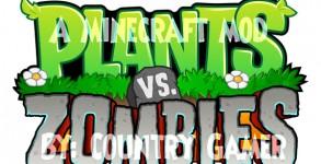 Plants vs Zombies Mod para Minecraft 1.6.2