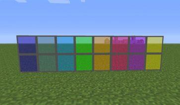 SuperGlass Mod para Minecraft 1.6.2