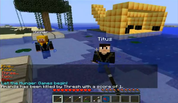 The Hunger Games 1.6.2