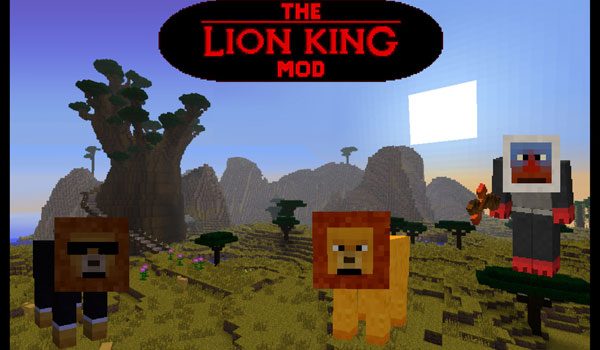 The Lion King 1.6.2 y 1.6.4