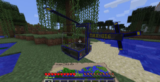 THX Helicopter Mod para Minecraft 1.6.1