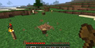 Timber Mod para Minecraft 1.6.2