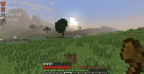 ArmorStatusHUD Mod para Minecraft 1.6.2