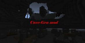 Cave-Gen Mod para Minecraft 1.6.2