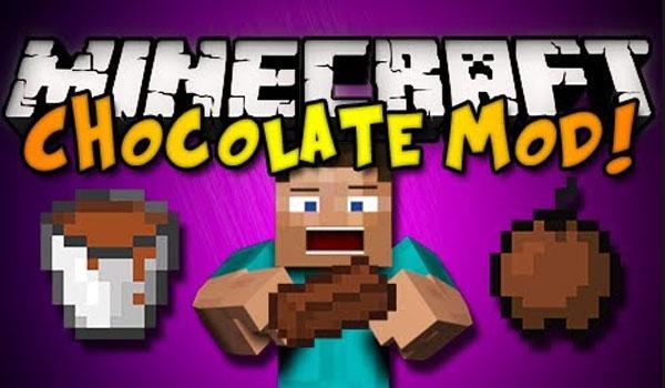 Chocolate Mod para Minecraft 1.6.2