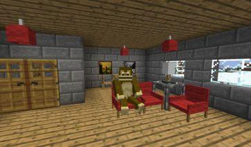 Furniture Mod para Minecraft 1.6.2