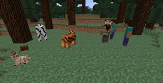 More Mobs Mod para Minecraft 1.6.2