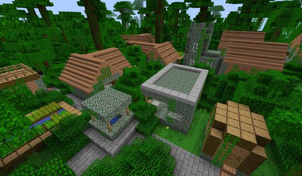 More Village Biomes Mod para Minecraft 1.6.2