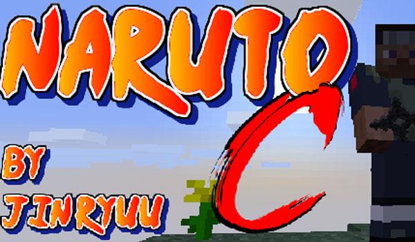 Naruto C Mod para Minecraft 1.6.2