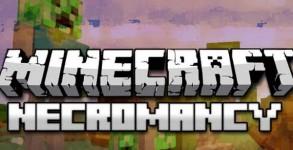 The Necromancy Mod para Minecraft 1.6.2