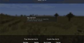 NovaMenu Mod para Minecraft 1.6.2