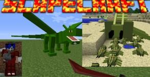 Scapecraft Mod para Minecraft 1.6.2