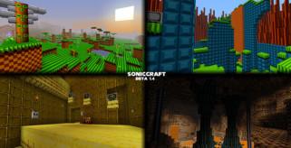SonicCraft Map para Minecraft 1.7.2