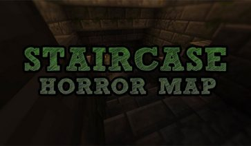 Staircase Horror Map para Minecraft 1.6.2