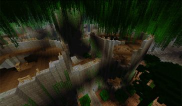 Uncharted Territory 3 Map para Minecraft 1.6.2