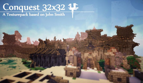Conquest Texture Pack