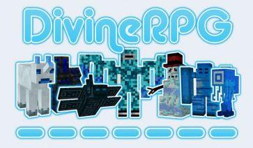 Divine RPG Mod para Minecraft 1.6.2 y 1.6.4