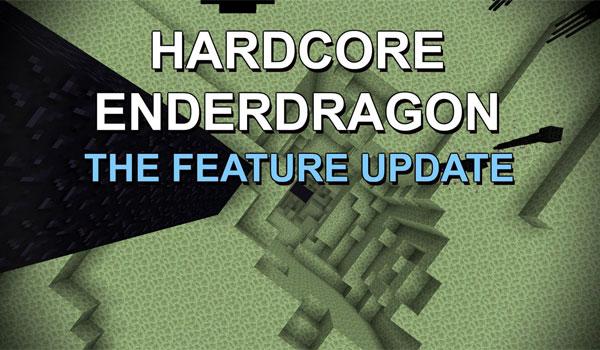 Hardcore Enderdragon Mod para Minecraft 1.6.2 y 1.6.4