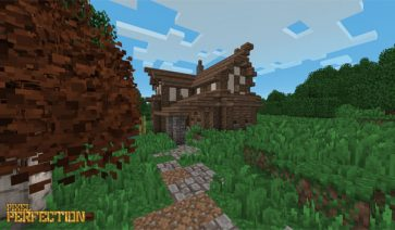 Pixel Perfection Texture Pack para Minecraft 1.11 y 1.10