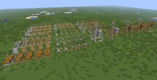 Ancient Warfare Mod para Minecraft 1.6.2 y 1.6.4