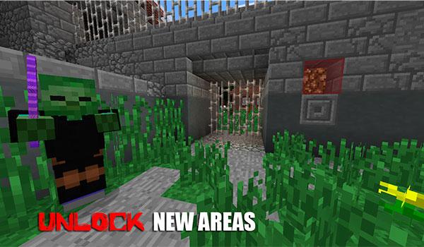 imagen de una de la diferentes zonas de la antigua prisión del mapa Dead Prison 2.